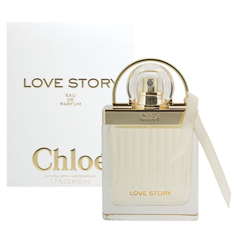 Apa de Parfum Chloe Love Story, Femei, 50ml poza