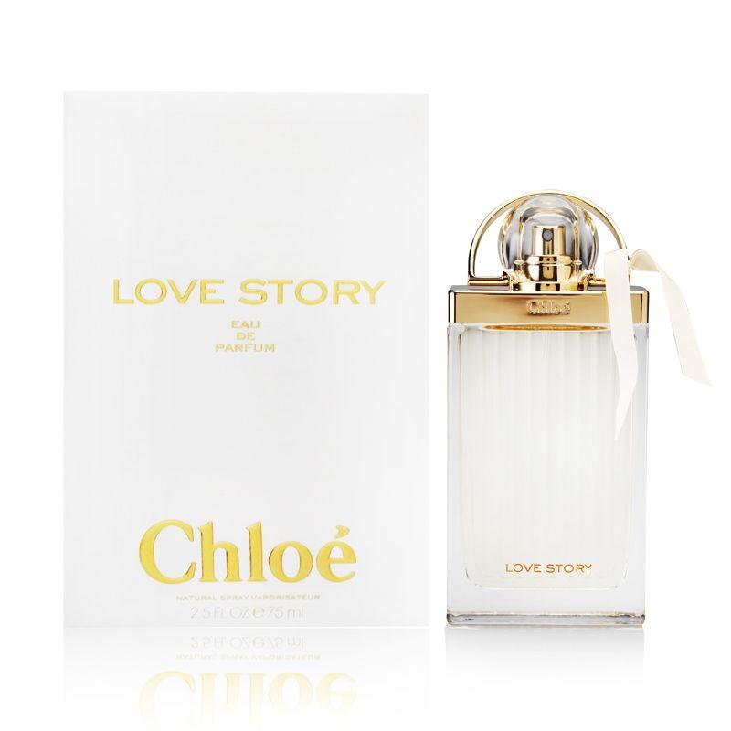 Apa de Parfum Chloe Love Story, Femei, 75ml poza