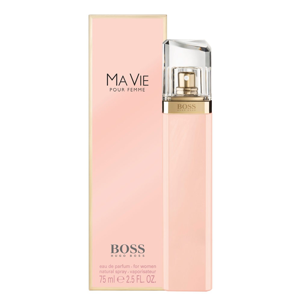 Apa de Parfum Hugo Boss Boss Ma Vie, Femei, 75ml poza