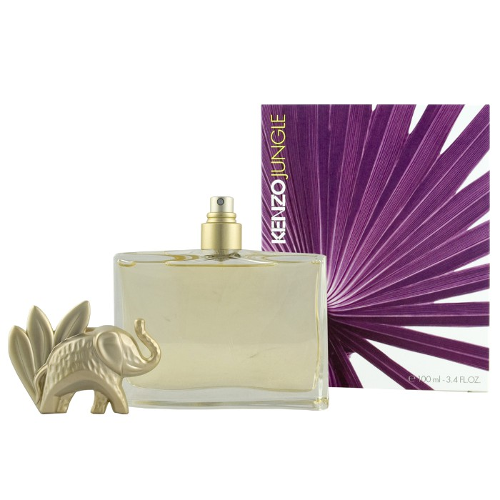 Apa De Parfum Kenzo Jungle Lelephant Femei 100ml Estetoro