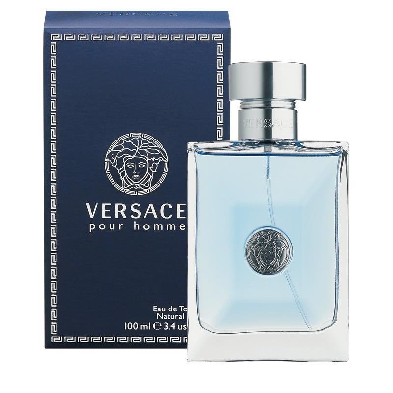 Apa de Toaleta Versace Pour Homme, Barbati, 100ml poza