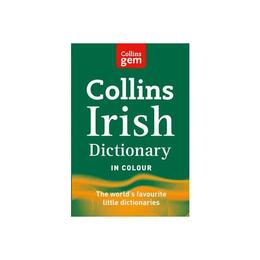 Collins GEM - Irish Dictionary, editura Harper Collins Paperbacks