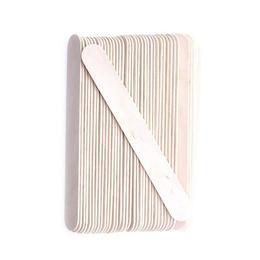 Spatula lemn pentru ceara sterila 100 Buc – Roial Italia de la esteto.ro
