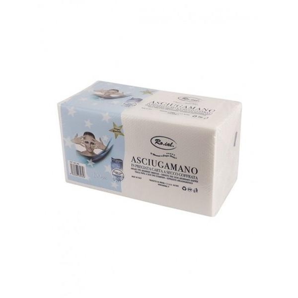 Prosoape gofrate 40×70 cm – 100 buc – Roial Italia imagine produs