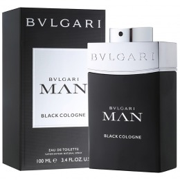 Apa de Toaleta Bvlgari Man Black Cologne, Barbati, 100ml