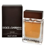 Apa de Toaleta Dolce & Gabbana The One for Men, Barbati, 50ml