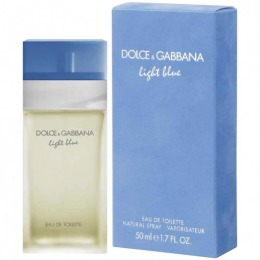 Apa de Toaleta Dolce & Gabbana Light Blue, Femei, 50ml