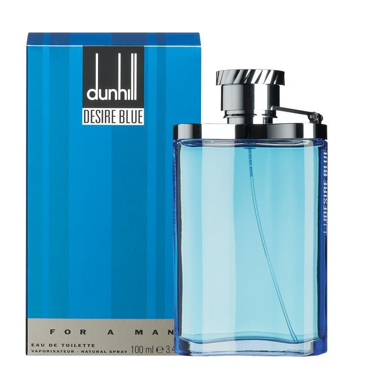 Apa de Toaleta Dunhill Desire Blue, Barbati, 100ml poza