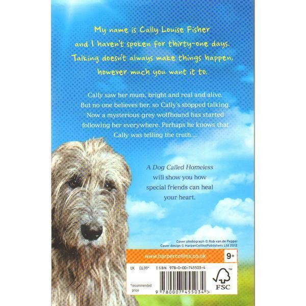 Dog Called Homeless Editura Collins Childrens Books Esteto