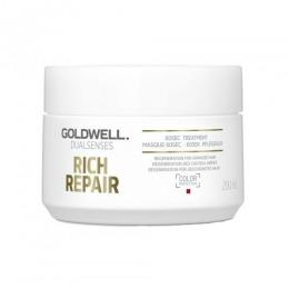 Masca Reparatoare - Goldwell Dualsenses Rich Repair 60sec Treatment 200ml