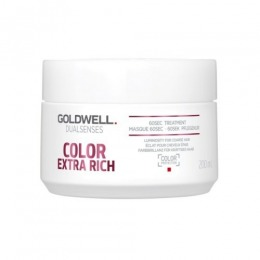 Masca pentru Par Vopsit - Goldwell Dualsenses Color Extra Rich 60sec Treatment 200ml