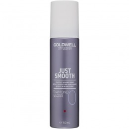 Spray pentru Stralucire - Goldwell Stylesign Just Smooth Diamond Gloss Protect & Shine Spray 150ml
