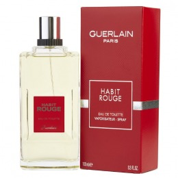 Apa de Toaleta Guerlain Habit Rouge, Barbati, 100ml