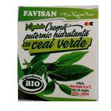 Crema Puternic Hidratanta cu Ceai Verde Virginia Favisan, 40ml