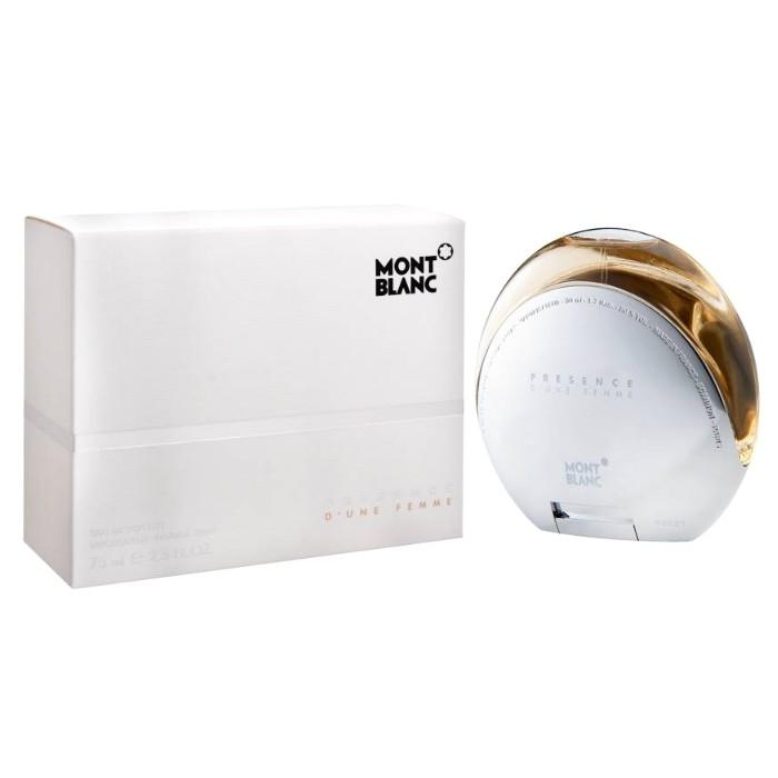 Apa de Toaleta Mont Blanc Presence D'Une Femme, Femei, 75ml imagine produs