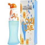 Apa de Toaleta Moschino Cheap And Chic I Love Love, Femei, 100ml