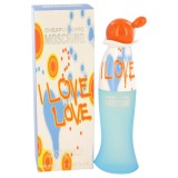 Apa de Toaleta Moschino Cheap And Chic I Love Love, Femei, 50ml