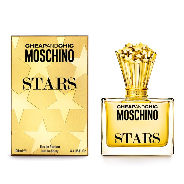 Apa de Parfum Moschino Cheap And Chic Stars, Femei, 100ml