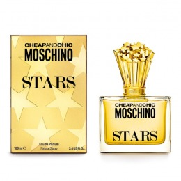 Apa de Parfum Moschino Cheap And Chic Stars, Femei, 100ml