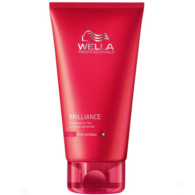 balsam pentru par fin sau normal - wella professionals brilliance conditioner 200 ml.jpg