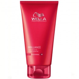 Balsam pentru Par Fin sau Normal - Wella Professionals Brilliance Conditioner 200 ml