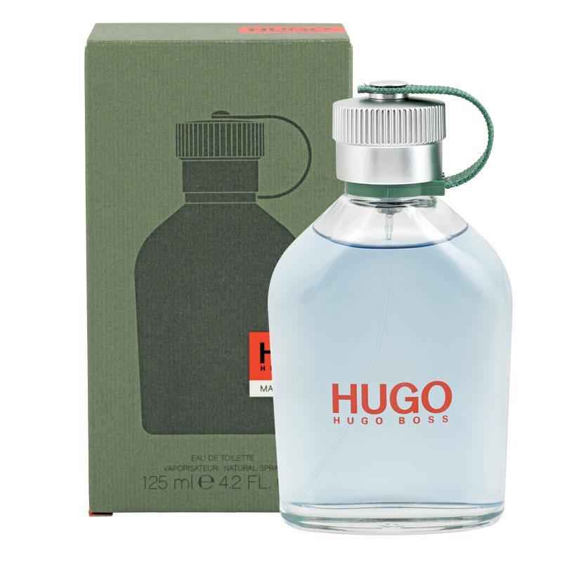Apa De Toaleta Hugo Boss Man, Barbati, 125ml