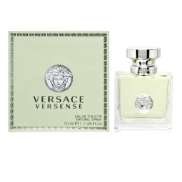 Apa de Toaleta Versace Versense, Femei, 50ml