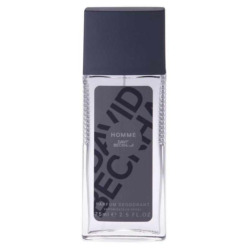 Deodorant Spray David Beckham Homme, Barbati, 75ml poza