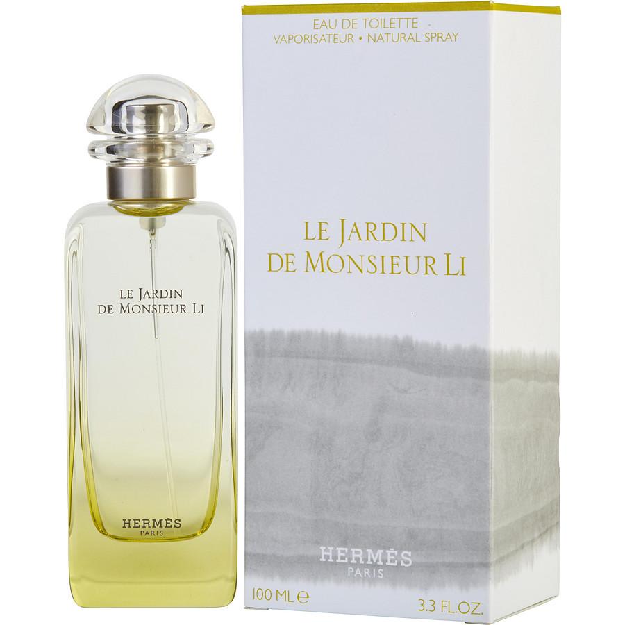 Apa de Toaleta Hermes Le Jardin De Monsieur Li, Unisex, 100ml poza
