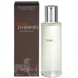 Apa de Toaleta Hermes Terre D'Hermes Eau Tres Fraiche, Barbati, Rezerva 125ml
