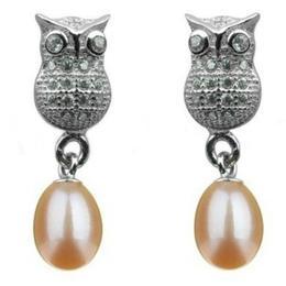 Cercei Lucky Perle Naturale Crem - Cadouri si Perle