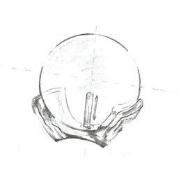 Cercei Clasic Lavander Pearl - Cadouri si Perle