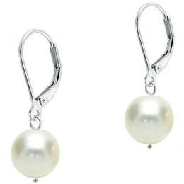Cercei Business Argint si Perle Naturale Premium - Cadouri si Perle