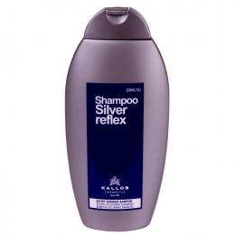Sampon Colorant Argintiu - Kallos Silver Reflex Shampoo 350ml
