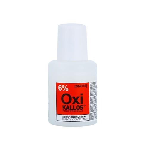 Emulsie Oxidanta 6% - Kallos Oxi Oxidation Emulsion 6% 60ml poza