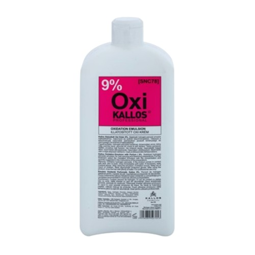 Emulsie Oxidanta 9% - Kallos Oxi Oxidation Emulsion 9% 1000ml imagine produs