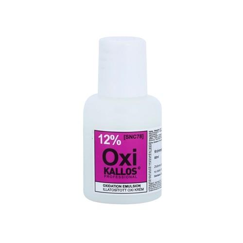 Emulsie Oxidanta 12% - Kallos Oxi Oxidation Emulsion 12% 60ml imagine produs
