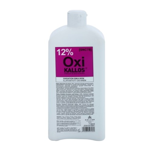Emulsie Oxidanta 12% - Kallos Oxi Oxidation Emulsion 12% 1000ml imagine produs