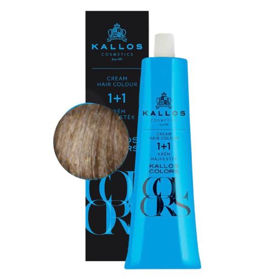 Vopsea Permanenta - Kallos Colors Cream Hair Colour nuanta 6N Blond Inchis poza