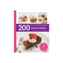 200 Cakes & Bakes, editura Hamlyn