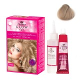 Vopsea Permanenta - Kallos Glow Long Lasting Cream Hair Colour Nuanta 910 Blond Cenusiu Deschis