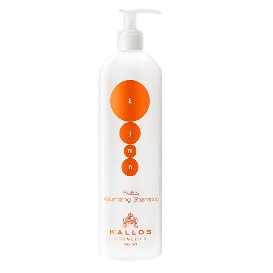 Sampon pentru Volum - Kallos KJMN Volumizing Shampoo 500ml imagine