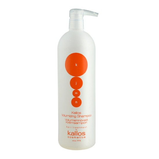 Sampon pentru Volum - Kallos KJMN Volumizing Shampoo 1000ml imagine