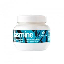 Masca cu Aroma de Iasomie pentru Par Uscat si Deteriorat - Kallos Jasmine Nourishing Hair Mask 275ml