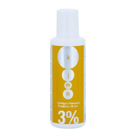 Crema Oxidanta 3% - Kallos KJMN Hydrogen Peroxide Emulsion 3% 10 vol 100ml imagine produs