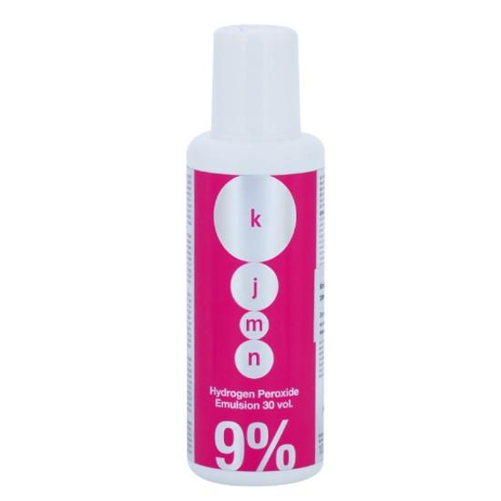 Crema Oxidanta 9% - Kallos KJMN Hydrogen Peroxide Emulsion 9% 30 vol 100ml imagine produs