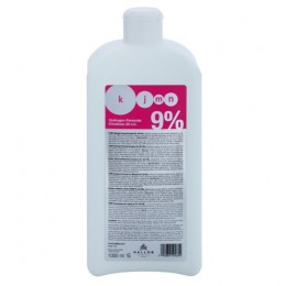 Crema Oxidanta 9% - Kallos KJMN Hydrogen Peroxide Emulsion 9% 30 vol 1000ml