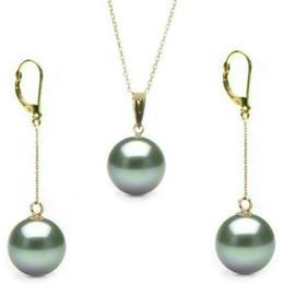 Set Aur si Perle Tahitiene Mari Premium 2 - Cadouri si Perle