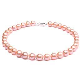 Colier Perle Naturale Crem Mari - Cadouri si Perle