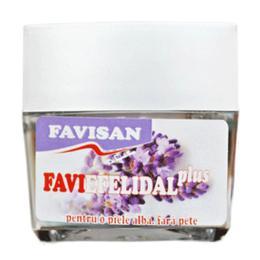 Crema Depigmentanta pentru Pete si Pistrui Faviefelidal Plus Favisan, 40ml